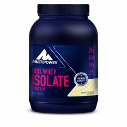 Multipower 100% Whey Isolate Protein, 1590g