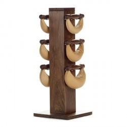Swing Tower NOHrD Noyer avec Swing Bell Detailbild