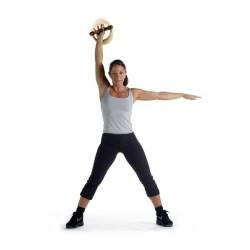 NOHrD håndvægt Swing (valnøddetræ) Detailbild