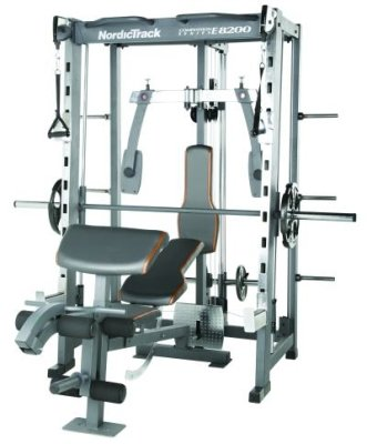 banc de musculation nordic fitness
