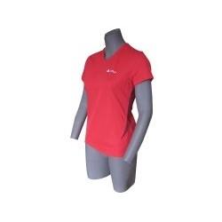 Odlo Active Run Short-Sleeved V-Neck Shirt  Detailbild