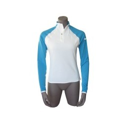 Odlo ActiveRun Long-Sleeved 1/2 Zip Shirt  Detailbild