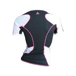Odlo Quantum Light short sleeve Shirt Ladies Detailbild