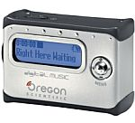 Oregon Scientific MP3-Player MP100 (128MB) Detailbild