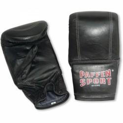 Paffen Sport Kibo Fight, Leder, schwarz