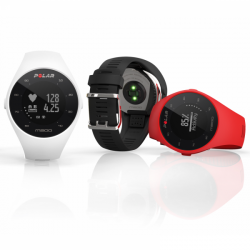 Polar GPS running watch M200 (optionally incl. Powerbank battery) purchase online now