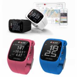 Polar sportovní hodinky s GPS M400 (HR) nyní koupit online