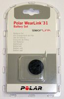 Polar WearLink Batterij Set