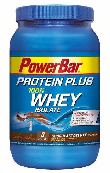 Powerbar 100% Whey Isolate, 570 g