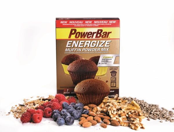 Powerbar Energize Muffin (Backmischung)