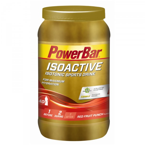 Napój izotoniczny Powerbar Isoactive Sports Drink