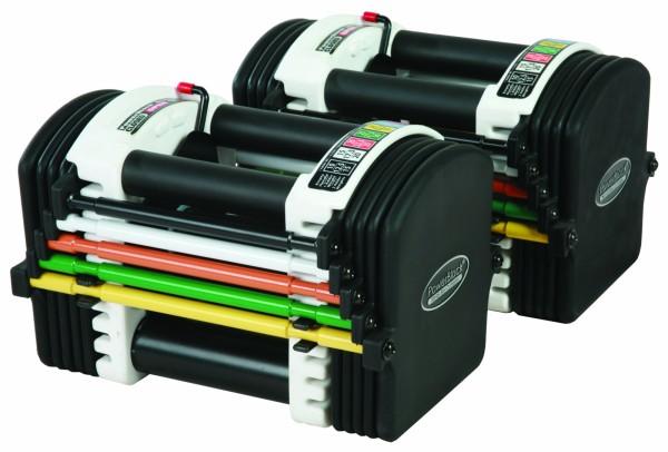 PowerBlock U70 compact dumbbells
