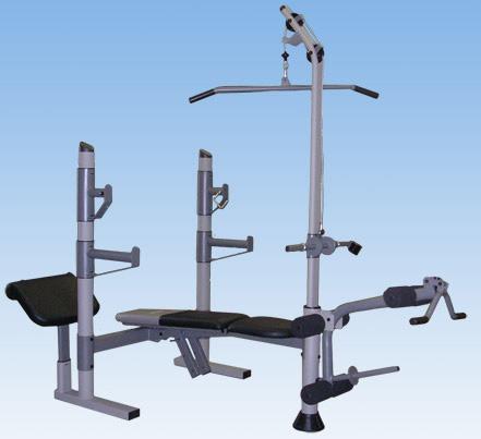 Banc De Musculation Proform Healthrider H300s Fitshop