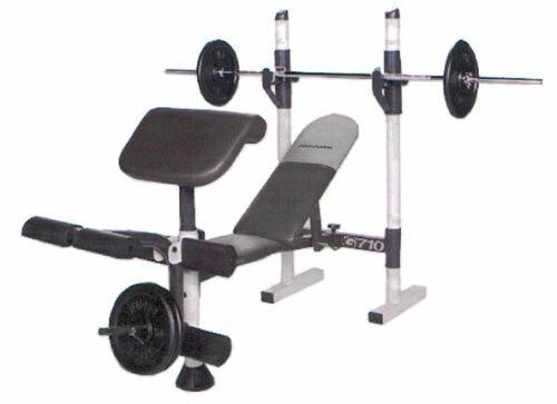 Banc De Musculation Proform G 710 T Fitness