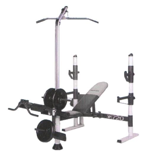 Banc De Musculation Proform G 720 T Fitness