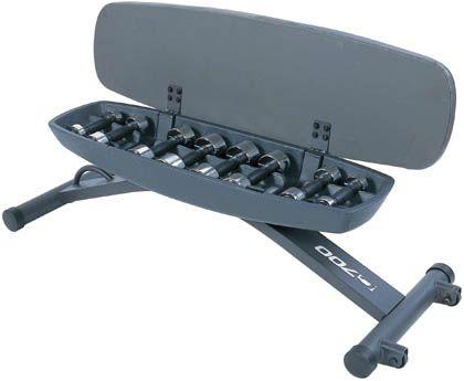 Banc De Musculation Proform C700 Incluant Haltères Fitshop