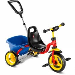 Tricycle Puky avec basculeur