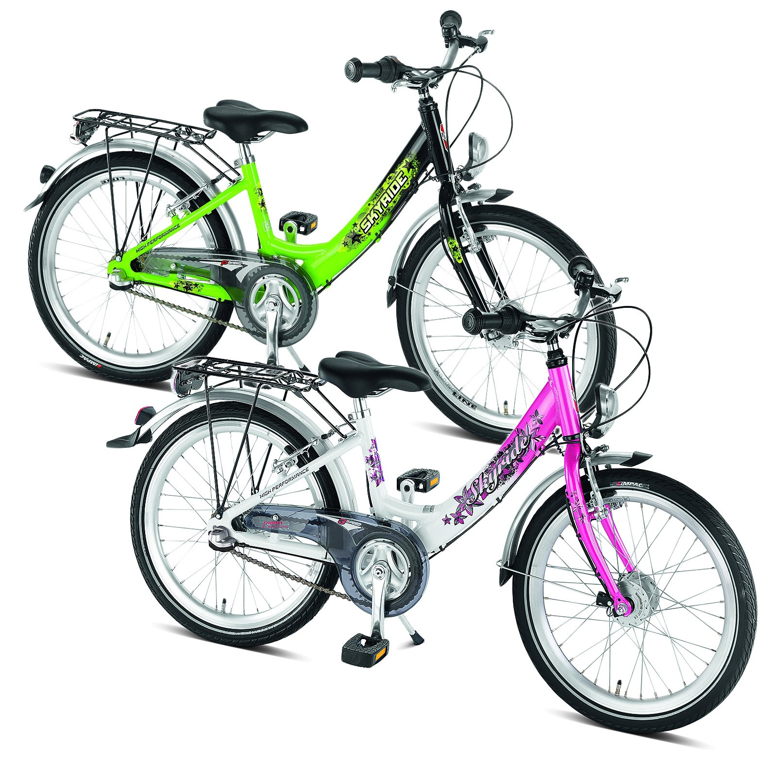 Puky Children S Bike Skyride 20 3 Alu Best Buy At T Fitness