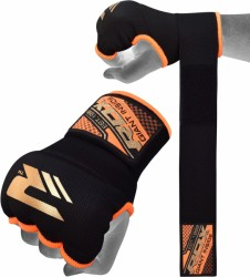RDX Binnenhandschoen met polsband | Hosiery Inner Strap, handwraps