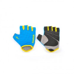Reebok Fitness Gloves Cyan acheter maintenant en ligne