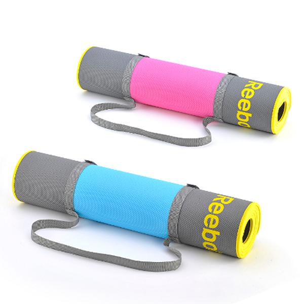 Yogamåtter fra Reebok Find din Reebok træningsmåtte til