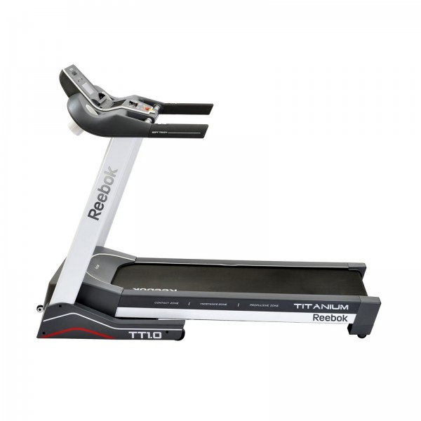 Horizon Fitness Treadmill Paragon Iii Hrc: Reebok Treadmill Titanium TT1.0