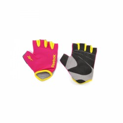 Reebok Fitness Gloves Magenta
