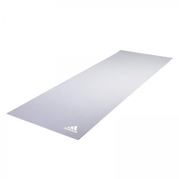 4mm Yoga Mat - Grey