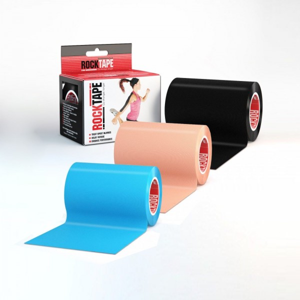 Bande de kinésiologie RockTape Mini Big Daddy