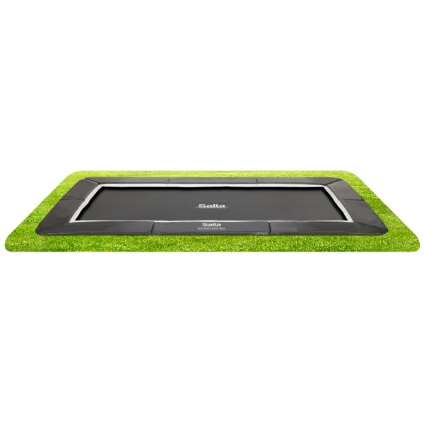 Salta Royal Baseground Rectangular Garden Trampoline