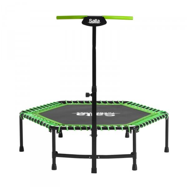 Mini trampoline Salta avec barre de maintien