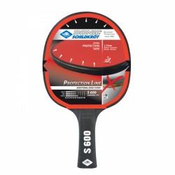 Raquette de tennis de table Donic-Schildkröt Protection Line S 600