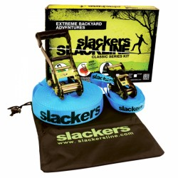 Slackline Classic de Slackers avec main courante