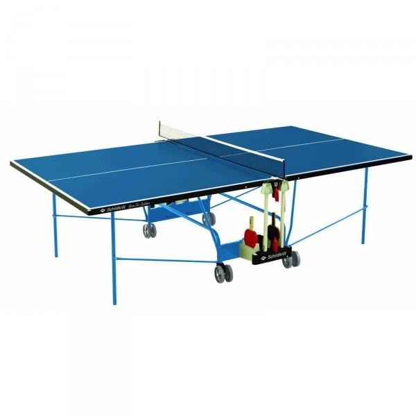 Venkovní stůl na stolní tenis Donic-Schildkröt, modrý