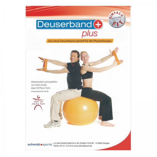 Schmidt Deuser Band Plus - light