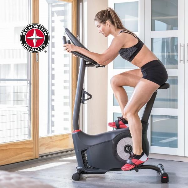 Schwinn Hometrainer 130i met Schwinn Connect | fitness-apps, thuisfitness