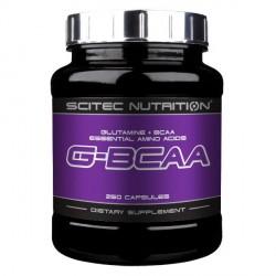 Scitec G-BCAA (glutamine + BCAA)  nu online kopen