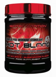 Scitec Hot Blood 3.0 300g nu online kopen