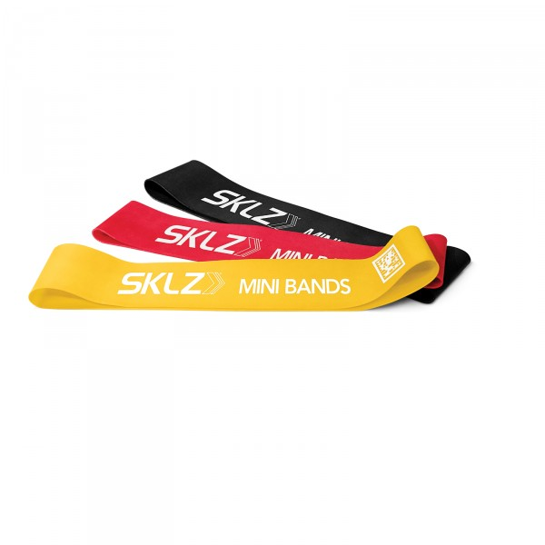 Set bandes de résistance SKLZ Mini Bands