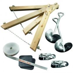 Slackline-Tools Frameline Set 10m purchase online now