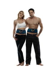 Slendertone buikgordel FLEX (EMS) voor hem en haar