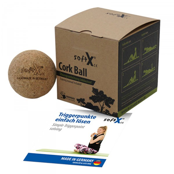 softX massage ball Cork 65