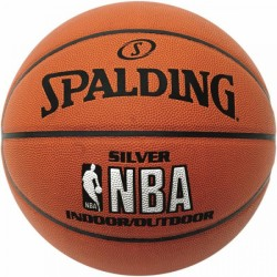 Spalding basketbal NBA Silver