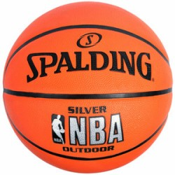 Ballon de basket Silver Outdoor Spalding