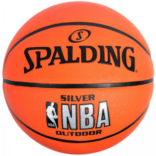 Basketbalový míč Spalding Silver Outdoor