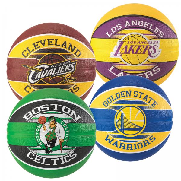 Ballon de basket Spalding NBA Team