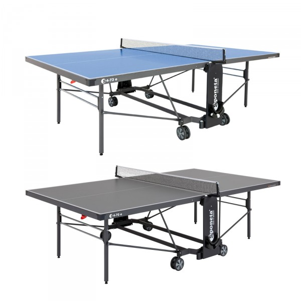 Table de tennis de table Sponeta S4-73e/S4-70e
