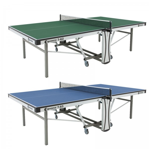 Sponeta competition table tennis table S7-62/S7-63
