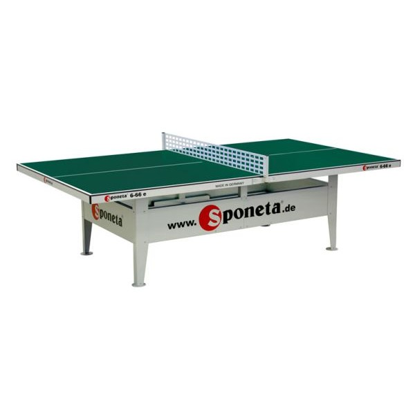 Table de tennis de table Sponeta S6-66e verte