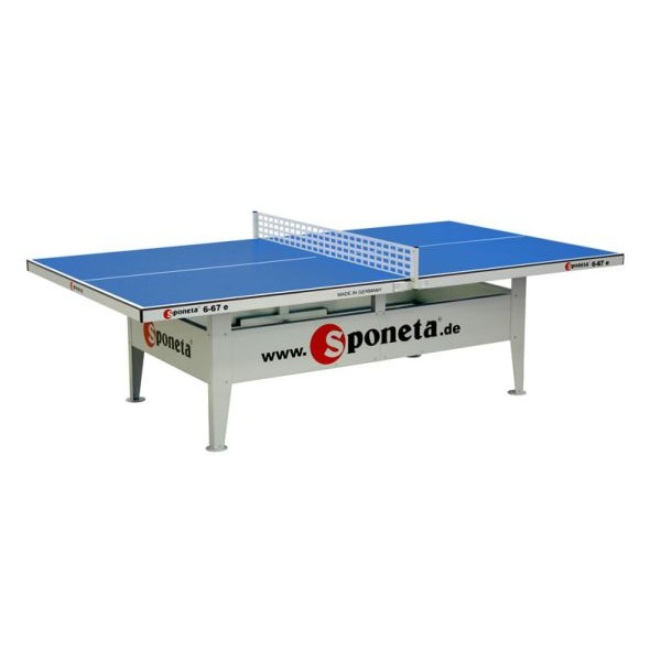 Sponeta outdoor table tennis table S6-67e blue